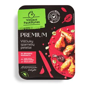 Višč. sparnelių peteliai su bruknių marinatu Premium, 500 g