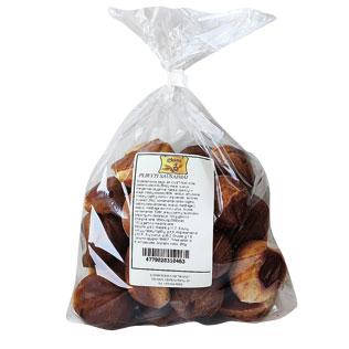 Fasuoti plikyti sausainiai, 250 g/pak.