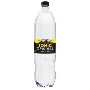 Gazuotas gaivusis gėrimas TONIC ORIGINAL, 1,5 l