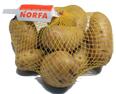 Šviežios fasuotos importinės bulvės, 1 kg