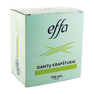 Dantų krapštukai EFFA MINT, 700 vnt./pak.
