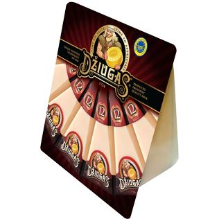 Kietasis sūris DŽIUGAS MILD, 250 g