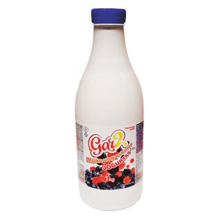 Ger. jogurtas miško uogų skonio GAR2, 1 kg