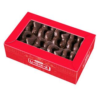 Fasuoti meduoliai glaistyti šokoladu 17% LAMBERTZ, 1 kg/pak.