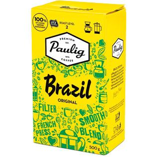Malta kava PAULIG BRAZIL ORIGINAL, 500 g