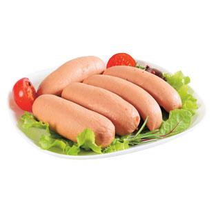 Virtos kiaulienos sardelės RIVONA EKSTRA, a. r., 1 kg