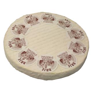 Pelėsinis sūris BRIE PRIEURE D'HERIVAL 60% r.s.m., 1 kg