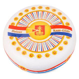 Ožkų pieno sūris GOUDA HUIZER  KAAS-GILDE 50% r.s.m., 1 kg